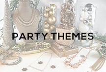 Party Themes / www.parklanejewelry.com/shop