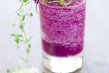 The Nutrition Twins Beverage Board  www.NutritionTwins.com / Healthy Smoothies, Drinks & Cocktail Recipes! Delicious Detox Recipes! / by The Nutrition Twins