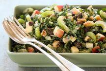 salads (vegan) / by sara
