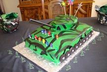 Theme Cakes I've Made / by Melissa Martinez
