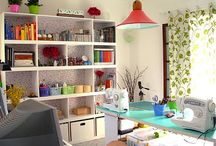 Craft Room / by Pam Good