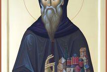 Όσιος Ξενοφών ο κτήτωρ της μονής τού Αγίου Όρους
