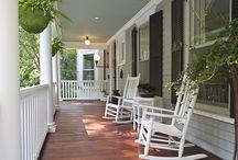 verandah