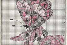 cross-stitch / by Jean Marshall