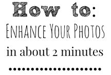 How to Enhance Your Photos