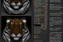 Zbrush_Fur_Tutorials