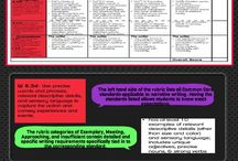 Reading & Writing in content areas / middle grades reading and writing ideas across contents / by Katie Allen