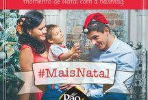 #MaisNatal