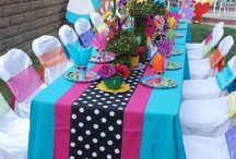 Alice in Wonderland Birthday Party / by Jessica Wiley