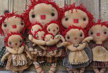Dolls / by Cindy Robertson