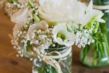 Centrepiece table flowers