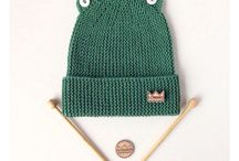 Frog Baby Beanie