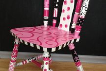 Creative - Painted Furniture