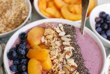 Thirst Quenching Smoothies and Smoothie Bowls