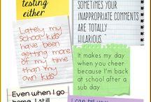 teacher comments