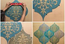 Diy home - moroccan style
