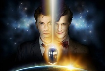 Doctor Who / by Alanna Thompson