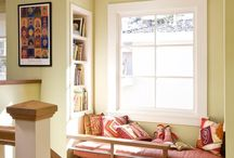 Reading Nook / by Wendy Farrell