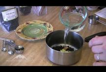 Healthy home made medicines and syrups