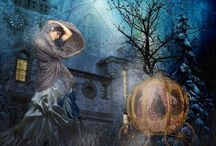 Stroke of Midnight / Cinderella inspired event for all ages / by ~❀ Temple ❀~