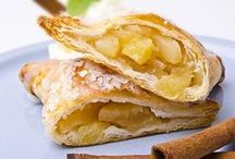 empanada de manzana.