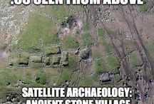 Satellite Archaeology / by TreasureForce ExpeditionHistory
