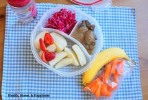 Real Food Lunchbox Ideas / Lunches shared at https:/facebook.com/realfoodlunchboxideasforbusymoms