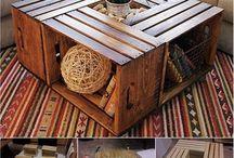 Duurzaam huis en DIY recycled