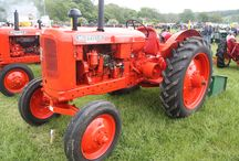 Tractoren Nuffield/Leyland / Nuffield