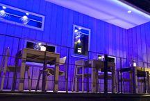 Restaurant De Kaai / Restaurant op het Eilandje met prachtig zicht op de Schelde. http://www.de-kaai.be/  Rijnkaai 94, 2000 Antwerpen 03/233 25 07  Meer info over culinaire plaatsen en culinaire wandelingen op www.lekkerAntwerpen.be