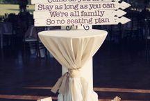 wedding ideas! / by Casey Hunter