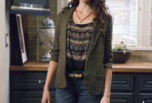 Spencer's fashion style / by olivia crane