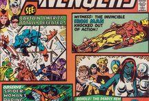 Comics I Enjoy / Comic books  / by Felix Nava