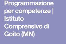 programmazione x competenze