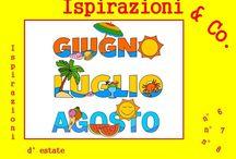 Ispirazioni & Co. - Ispirazioni d'estate