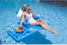Summer pool stuff