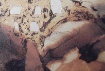 Détails de dessins de Victor Hugo / Derrière chaque détail d'un dessin de Victor Hugo est présenté un de ses poèmes, enregistré, avec le texte de référence.