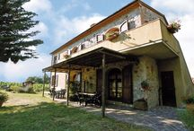 On vacation in Selvole / Discover apartments at the Villa in Tuscany