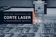 Corte Laser e CNC