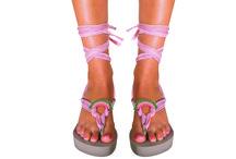 Slippers en schoenen