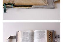 capa de tecido para bíblia