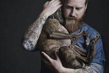 Human and animal