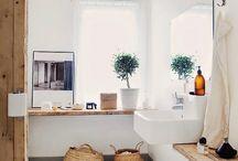 Baños | bathrooms / Baños y accesorios de baños