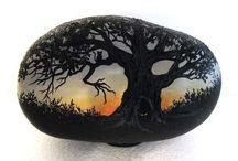 Kreativitet med sten / Ide bank