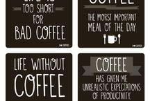 Coffee design inspo / coffee inspiration