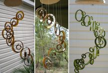 windchimes and suncatchers / by Laurie Cocking