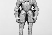Armor / Museum pieces and modern armor suitable for SCA combat.