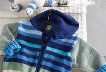 Knitting- children
