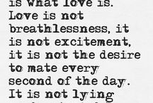 wHaT iS LoVe / by Kristen Carlin
