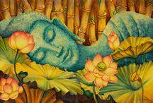 Bouddha / Inspiration